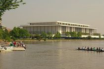 The John F. Kennedy Center for the Performing Arts - Performing Arts Center in Washington, DC.