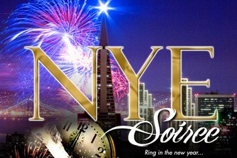 Nightlife NYE Soiree - DJ Event | Holiday Event | Party | Show in San Francisco.