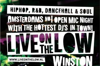 Live on the Low - Club Night in Amsterdam.