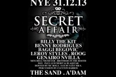 Secret Affair NYE - Party | Holiday Event in Amsterdam.