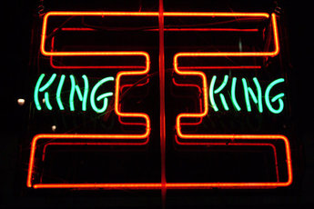 King King  - Nightclub in Los Angeles.