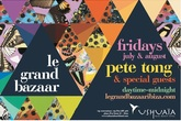 Le Grand Bazaar at Ushuaïa - Club Night | DJ Event | Party in Ibiza.