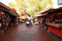 Placita Olvera / Olvera Street (Calle Olvera) - Culture | Market | Shopping Area in Los Angeles.