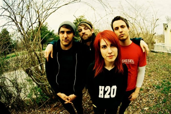 Photo of Paramore
