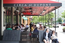 CIRCA at Dupont - Bar | Lounge | Restaurant in Washington, DC.