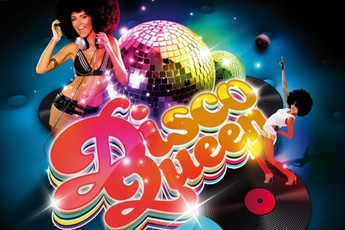 Disco Queen - Club Night in Paris.