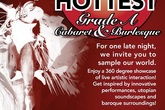 Red Hots Hottest - Burlesque Show | Performing Arts | Dance Performance in San Francisco.