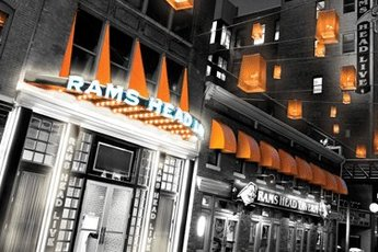 Rams Head Live! (Baltimore, MD) - Concert Venue in Washington, DC.