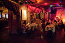 The Beehive - Bar | Jazz Club | Music Venue | Restaurant in Boston.