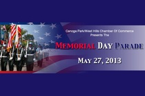 Memorial Day Parade in Canoga Park 2013 - Parade | Expo | Holiday Event | Running | Sports in Los Angeles