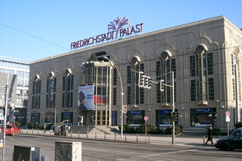 Friedrichstadt-Palast - Event Space in Berlin.