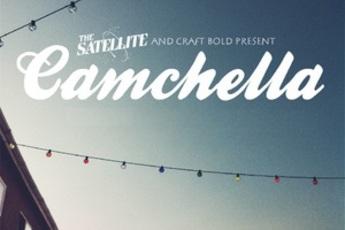 Camchella - Music Festival in Los Angeles.
