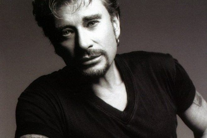 Photo of Johnny Hallyday