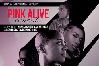 Pink Alive Concert - Concert   Benefit / Charity Event in Washington, DC.