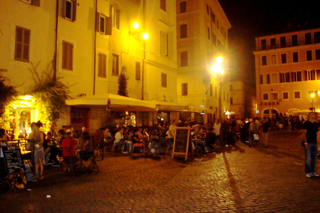 Photo of Campo de' Fiori