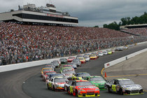 New Hampshire Motor Speedway - Race Track in Boston.