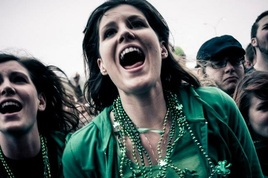 St. Patrick's Day 2015 in Washington, DC