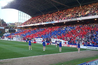 Selhurst Park - Stadium in London.