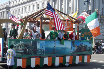 St. Patrick's Day 2018 in San Francisco | St. Patrick's Day Events