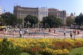 Plaça Catalunya - Outdoor Activity | Plaza | Square in Barcelona.