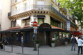 Duc des Lombards - Jazz Club in Paris.
