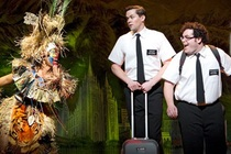 The Book of Mormon - Musical in San Francisco.