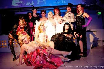 Red Hots Burlesque: In Bed with supperclub - Burlesque Show | Performing Arts | Dance Performance in San Francisco.