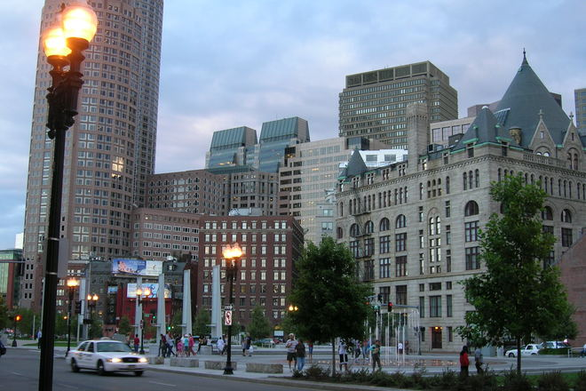 Photo of Downtown / Financial District, Boston