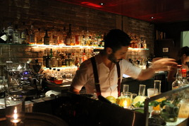The Varnish - Bar | Speakeasy in Los Angeles.