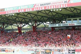 Stadion An der Alten Försterei - Stadium in Berlin.