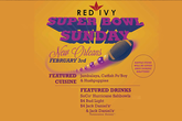 Red Ivy: Super Bowl XLVII Party NOLA Style - Football | Party in Chicago.
