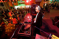 KCRW Summer Nights at Chinatown - Street Fair | Cultural Festival | Food Festival in Los Angeles.