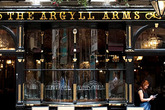 The Argyll Arms - Historic Bar | Pub in London.