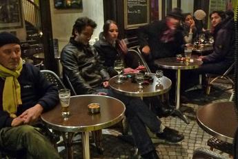 Au Rocher de Cancale - Bar   Café   Restaurant in Paris.