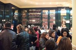 Chocolatería San Ginés - Café in Madrid.