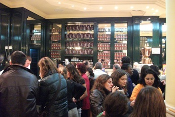 Chocolatera San Gins - Caf in Madrid.