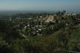 Fryman Canyon - Park in Los Angeles.