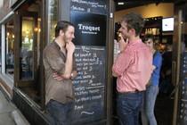 Troquet - Bar | Bistro | French Restaurant in Chicago.