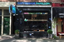 Coffeeshop Papillon - Coffeeshop in Amsterdam.