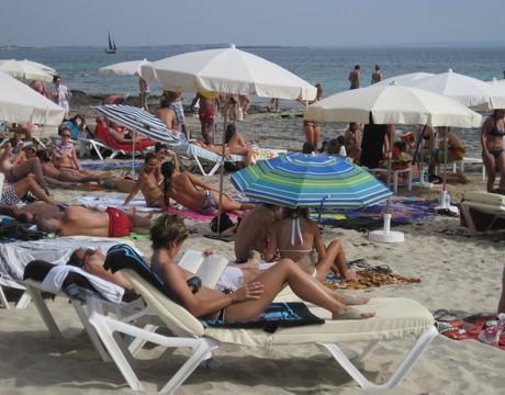 Ses Salines, Ibiza.