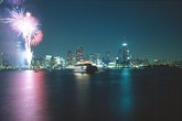 Mystic Blue Chicago July 4 Fireworks Dinner Cruise - Party | Holiday Event | Food & Drink Event in Chicago.