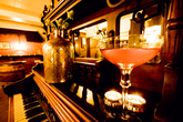 Worship Street Whistling Shop - Bar | Restaurant | Speakeasy in London.