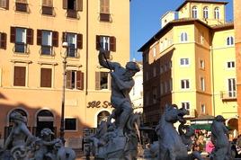 Piazza Navona - Landmark | Square in Rome.