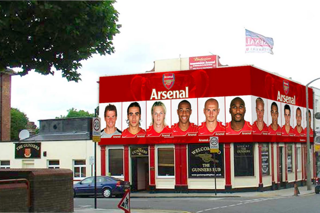 Photo of The Gunners Pub