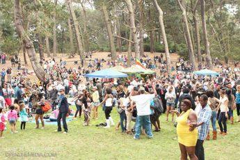 Doin&#x27; It In The Park SF - Community Festival | DJ Event | Food &amp; Drink Event | Music Festival in San Francisco.
