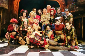 rocky horror picture show play los angeles