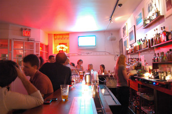 Automatic Slims - Bar | Café in New York.