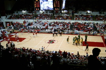 Maples Pavilion (Stanford) - Arena in San Francisco.