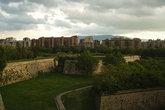 Parque de la Ciudadela, Pamplona: The Running of the Bulls
