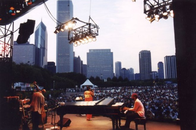 Photo of Chicago Jazz Festival 2012
